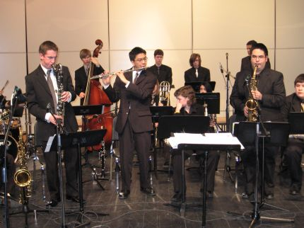 senior jazz band