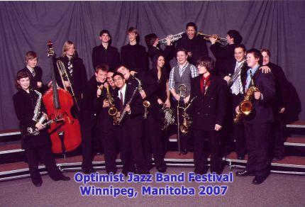 senior jazzband
