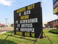 hiring age14