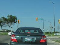 traffic lights inWinnipeg