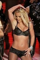 Britney Spears at the VMA Awards