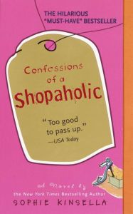 Confessions of a Shopaholic - book